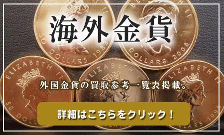 外国の金貨