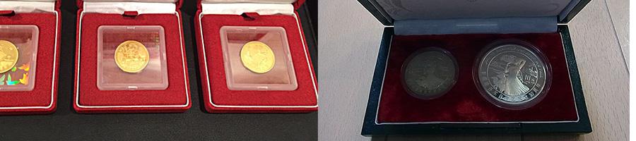 記念硬貨を高く売りたい。東京や千葉で記念硬貨を高く買ってくれるお店はどこ?