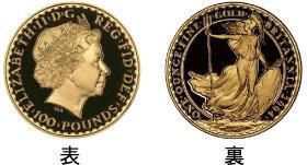 ブリタニア金貨