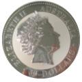 オーストラリア 1キロ銀貨画像