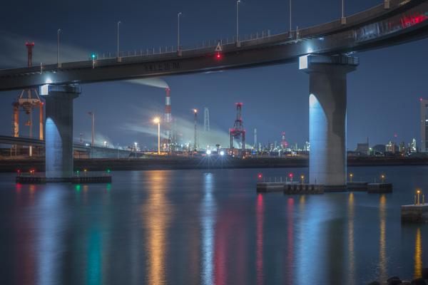 三重県イメージ四日市工業地帯