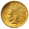 インディアン金貨画像