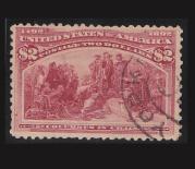 Columbus in chains 2ドル 1893年