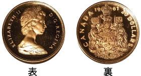 カナダ 20ドル金貨
