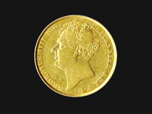 ジョージ4世金貨