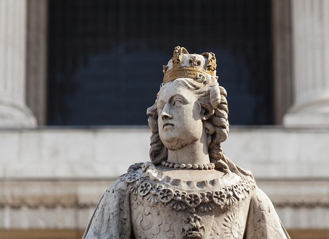 イングランド王国最後の国王・アン女王の半生と金貨の価値