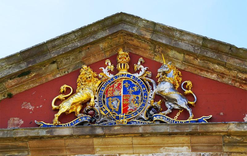 イングランド連合国紋様