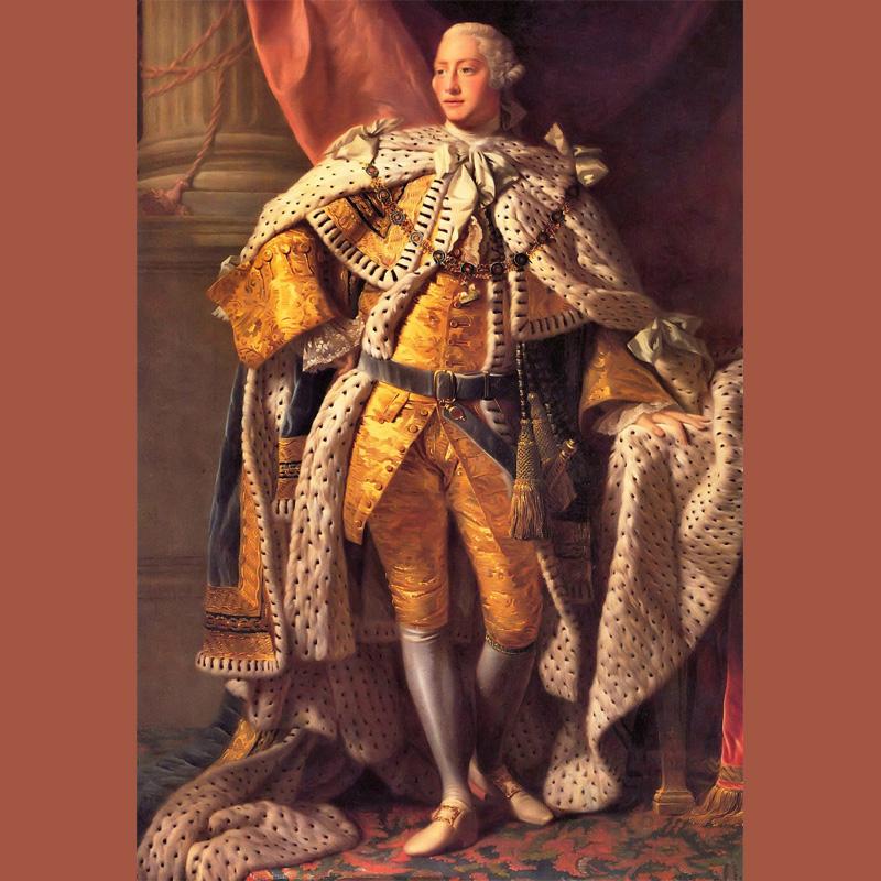 ジョージ3世肖像画