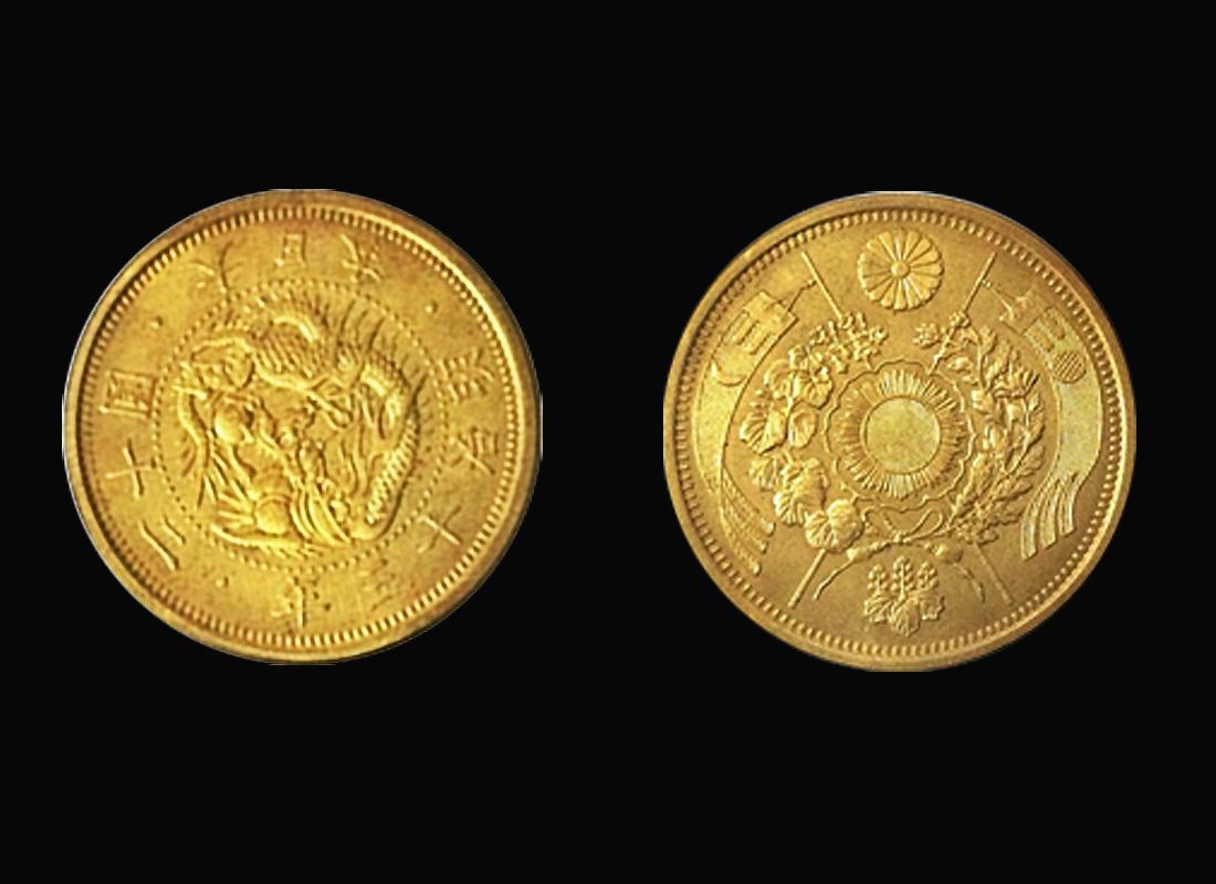 重要文化財・水龍剣の拵も作成!加納夏雄の硬貨は価値が高い!?売却ポイントも!