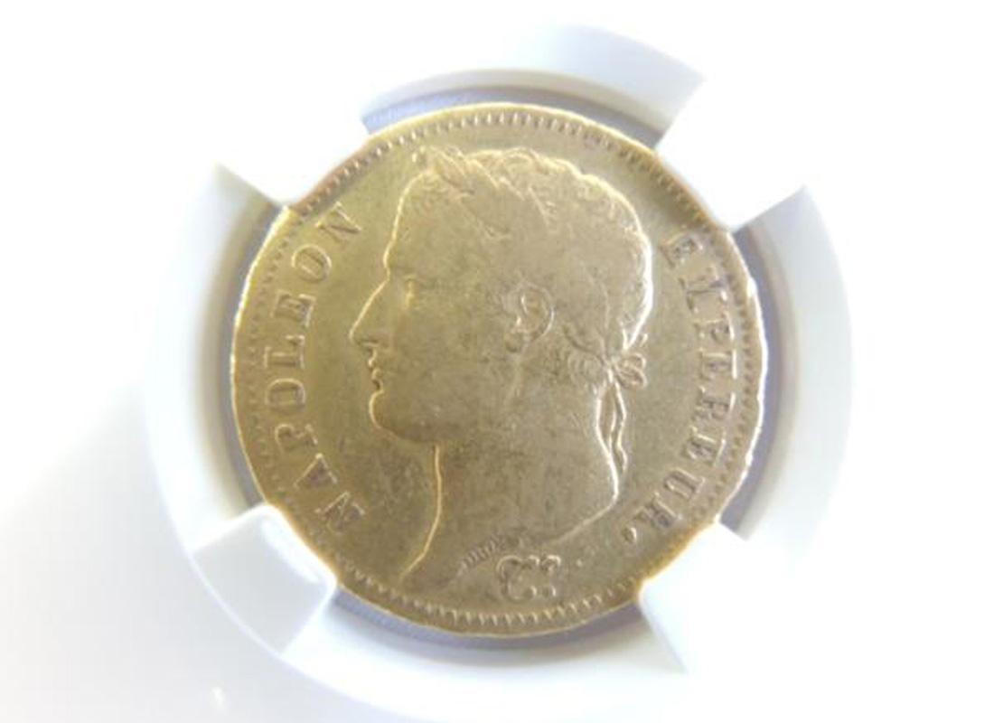 フランス皇帝ナポレオン~フランス革命と英雄の生涯~金貨に宿る歴史
