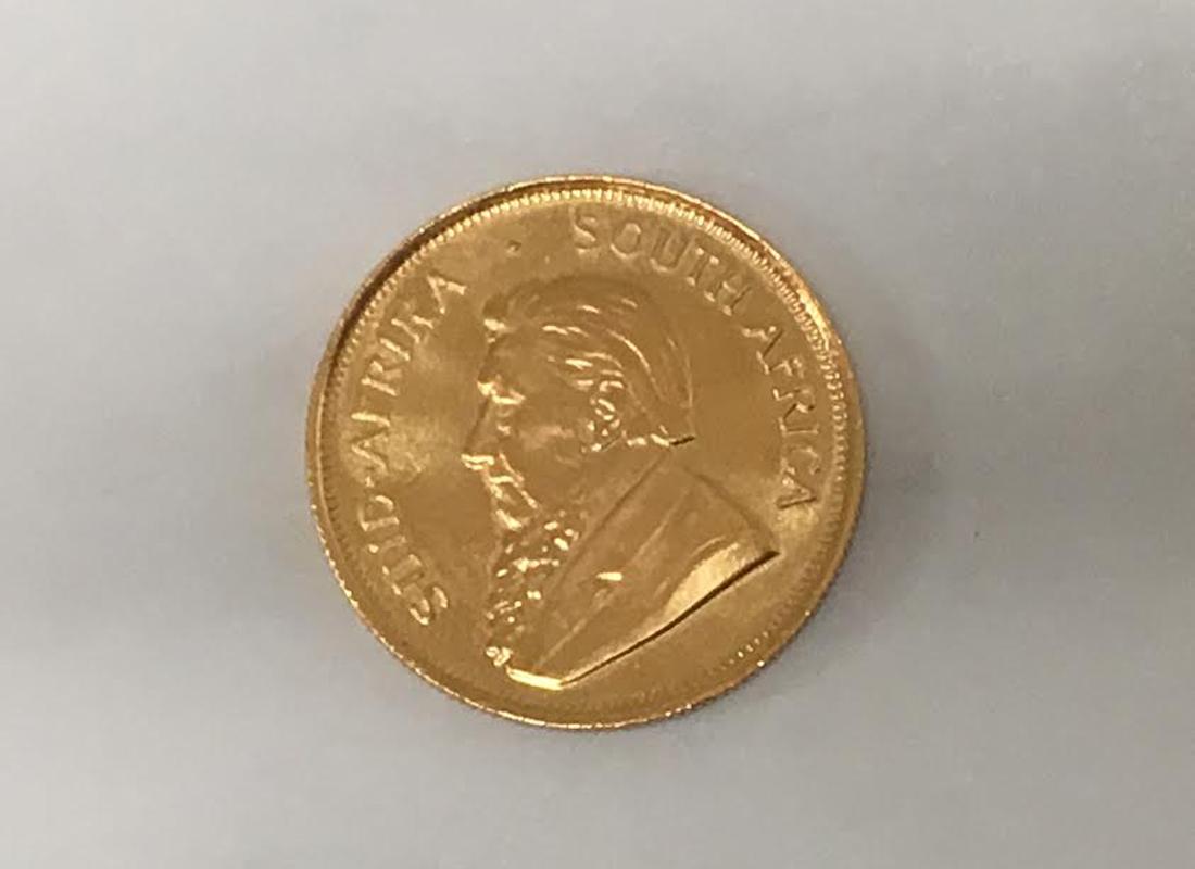 プレミアム金貨ブームの始まり、南アフリカのクルーガーランド金貨の価値は?