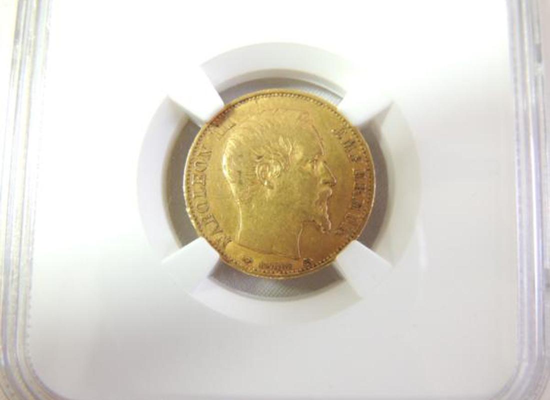 ヨーロッパアンティーク金貨・ナポレオン金貨とナポレオン1世の偉業