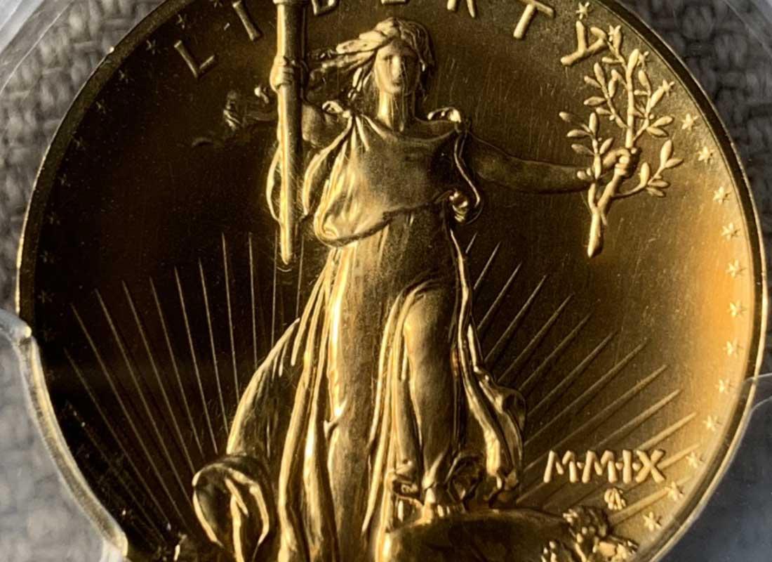 2009年ウルトラハイリリーフ金貨の価値と買取相場