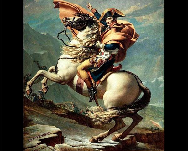 ナポレオン肖像画