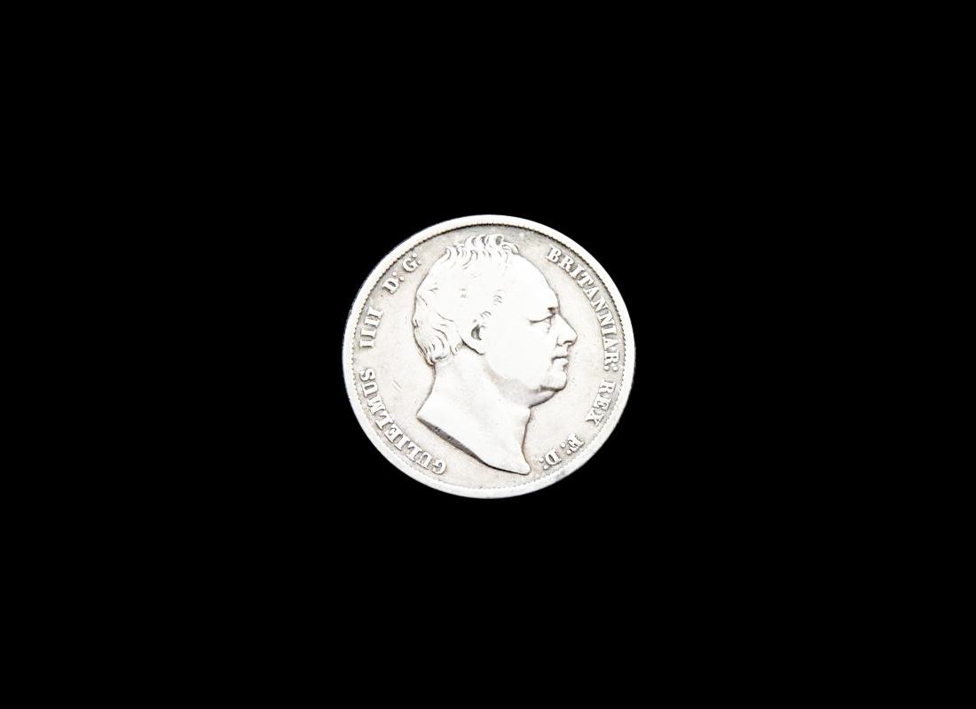 「船乗り王」と慕われた国王、ウィリアム4世 ~英国史と金貨~