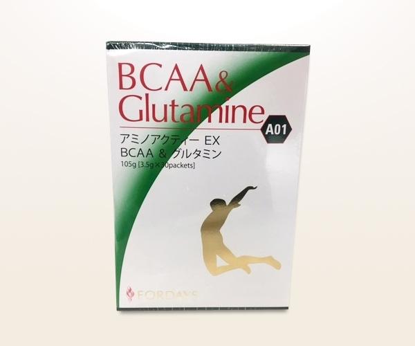 アミノアクティーEX BCAA&グルタミン