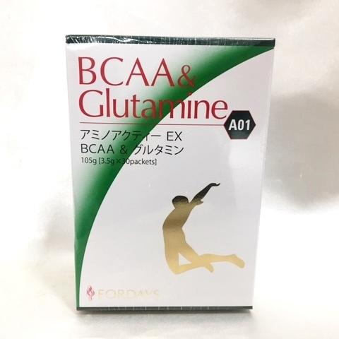 アミノアクティー EX BCAA&グルタミンを買取