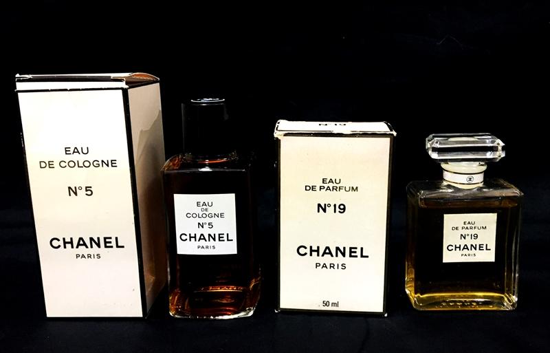 brand new 5912b ba46b 買取実績】CHANEL(シャネル)香水 N°5, N°19   高価買取店 金の ...
