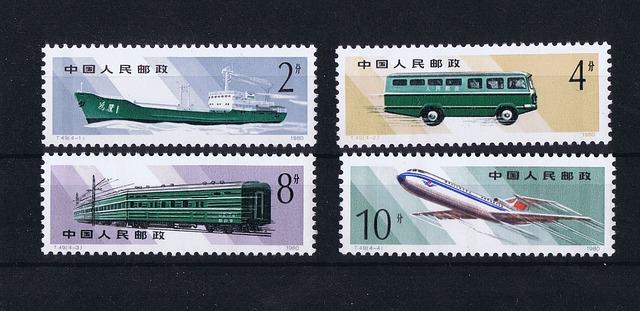 中国切手買取イメージ