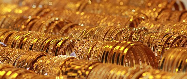 金や貴金属のイメージ